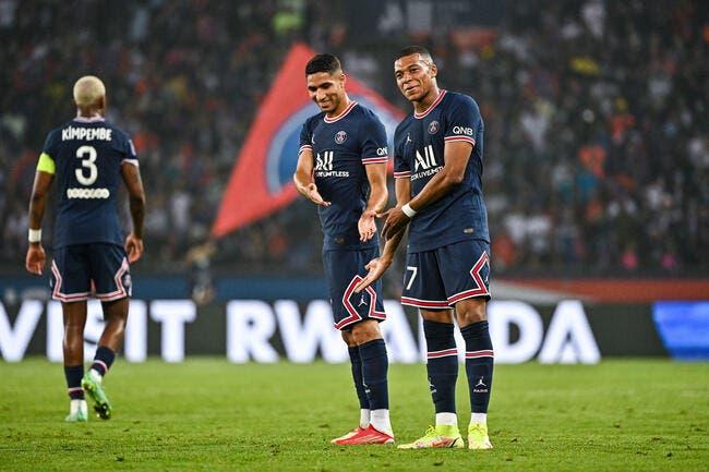 PSG : Paris n'a rien à faire de la Ligue 1, rendez-vous en février