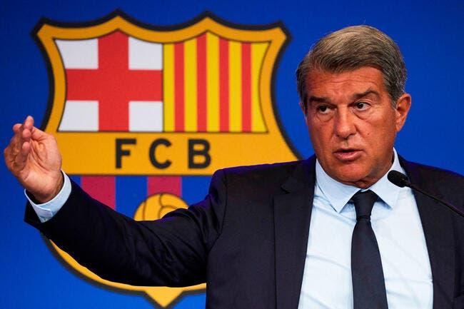 Barcelone : 1,3 milliard d'euros de dettes, l'annonce effrayante de Laporta !