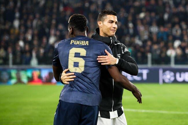 PSG : Cristiano Ronaldo et Pogba, le Qatar veut les deux !