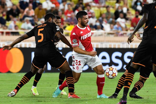 LdC : Monaco chute en barrage aller