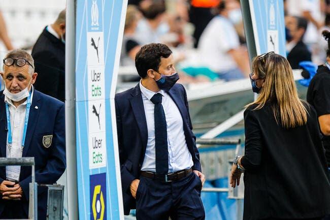 OM : Longoria rend fou Sampaoli à Marseille