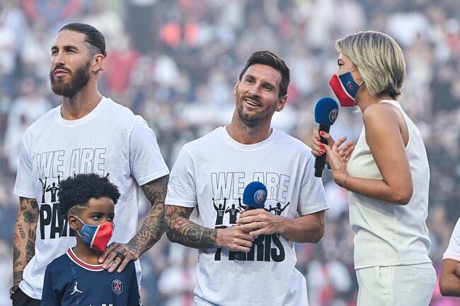 PSG : Les débuts de Lionel Messi en L1, la date est connue