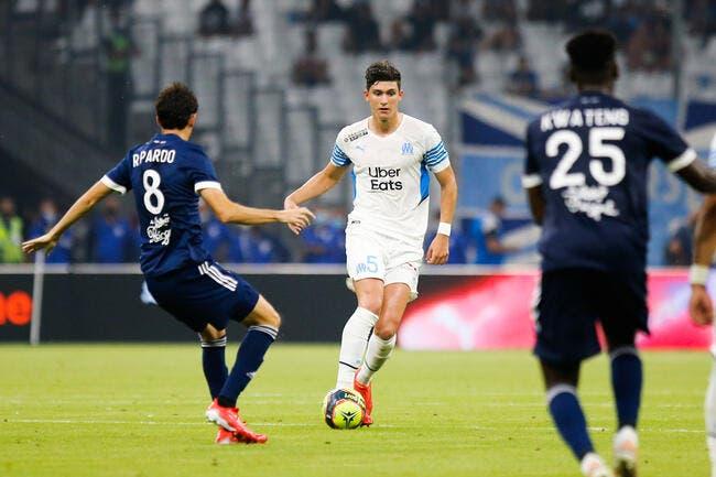 L1 : Balerdi suspendu 2 matchs