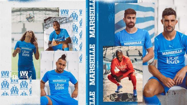 OM : Le 3e maillot de Marseille s'offre un bad buzz terrible