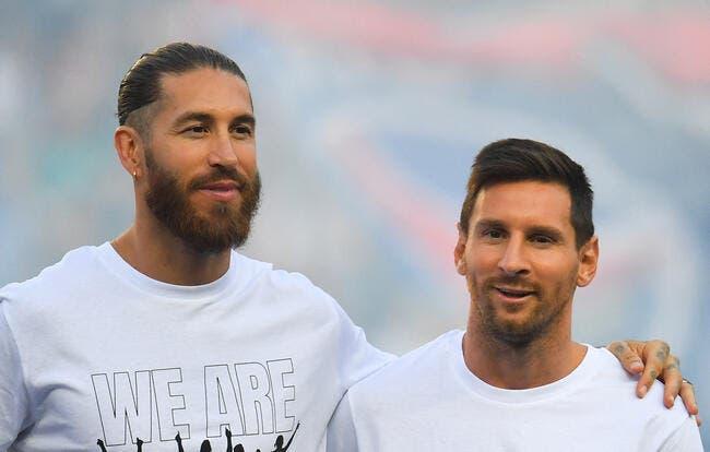 PSG : Sergio Ramos a le melon ? Malaise à Paris