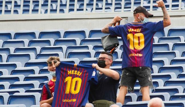 Barça : Qui aura les cojones pour faire ça après Messi ?