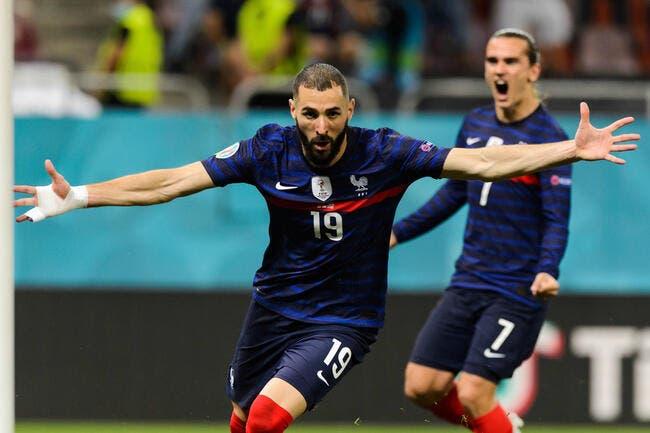 EdF : Benzema de retour à Lyon !