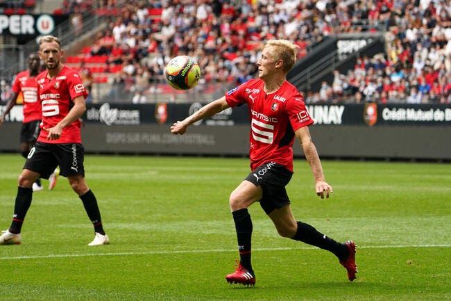 La compo de Rennes face à Rosenborg (20h sur RMC Sport)