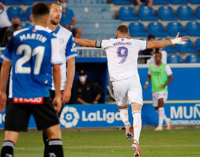 Le Real lui fait un énorme contrat, Benzema signe vendredi