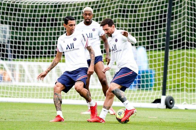 PSG : Messi en live à Francis-le-Blé, la folie continue
