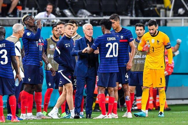 Les polémiques à l'Euro, Didier Deschamps se marre et rappelle l'affaire Adil Rami