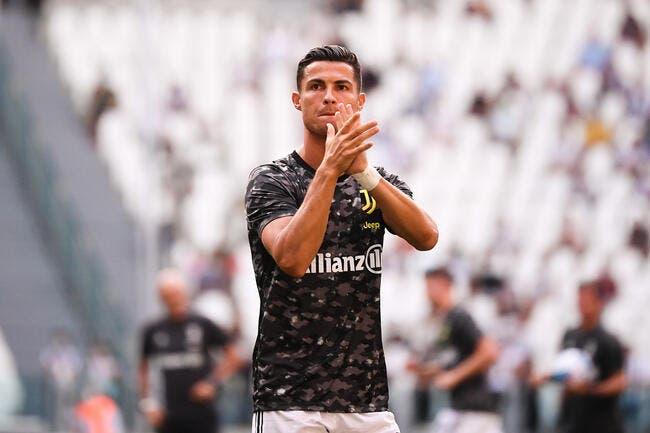 Mercato : Coup de folie pour Cristiano Ronaldo, la Juventus en sueur