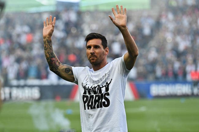 Messi et le PSG, des impôts records, Ici c'est la France !