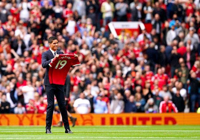 PL : L'incroyable histoire des débuts de Varane à Manchester