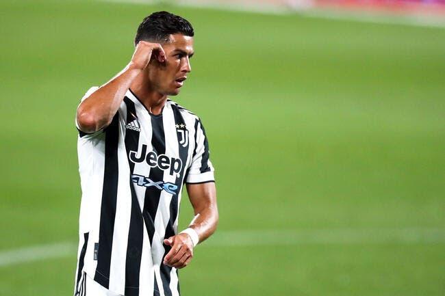 Italie : Le clash, Cristiano Ronaldo demande son transfert avant le match