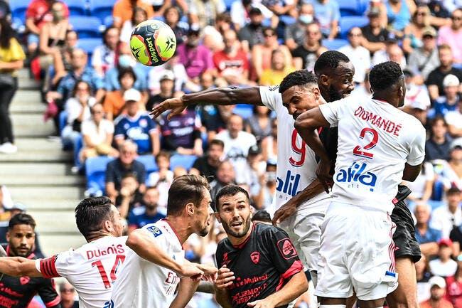 L1 : Lyon s'écroule et laisse filer la victoire !