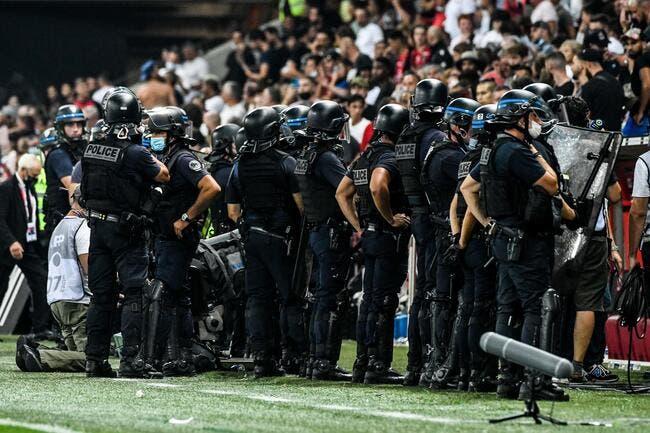 Nice-OM : Marseille refuse de jouer, match abandonné