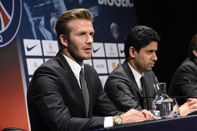 PSG : Beckham l'atout secret du Qatar pour Lionel Messi