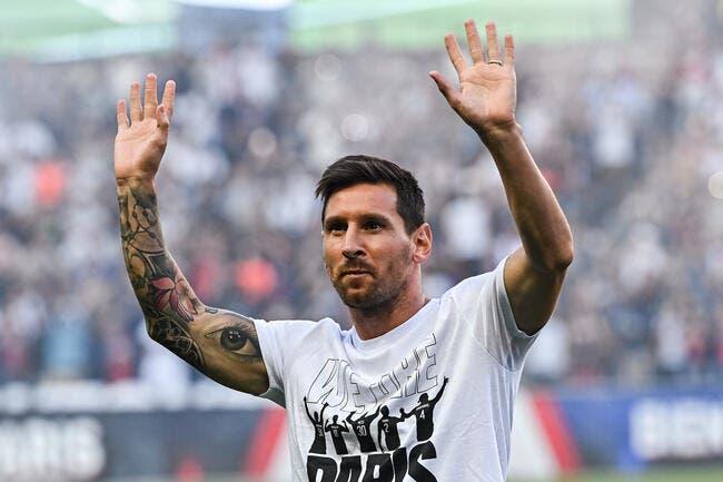 PSG : Lionel Messi au Parc des Princes, Paris va patienter !