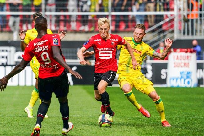 Rennes lance sa saison dans le derby