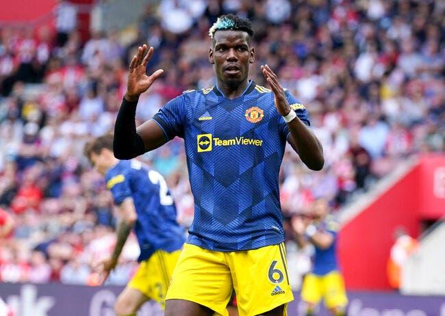 Man United : Pogba veut des titres, il se fiche du reste !
