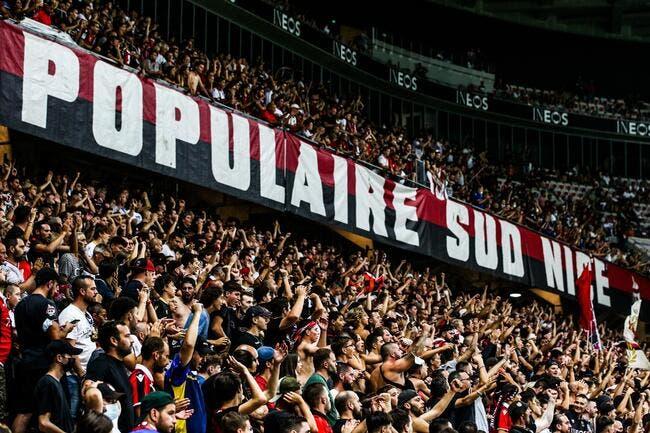 Nice : La Populaire Sud fermée 4 matchs par le Préfet