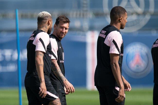PSG : Messi, Neymar, Mbappé, la comparaison très osée