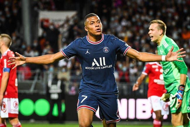 Le PSG contacté pour Mbappé, ça vient d'Angleterre !