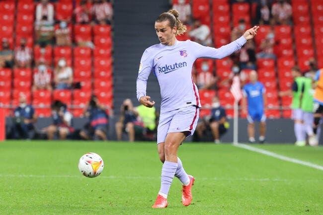 Mercato : Suarez empêche Griezmann d'aller à l'Atlético