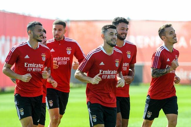 Officiel : Radonjic file au Benfica