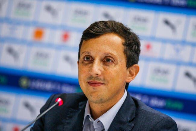 OM : La fin des échecs, Longoria recrute un attaquant
