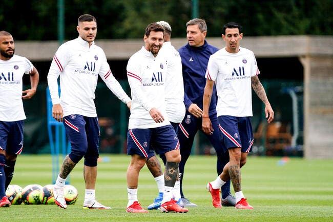 PSG : Messi à Reims, il demande quelques minutes !