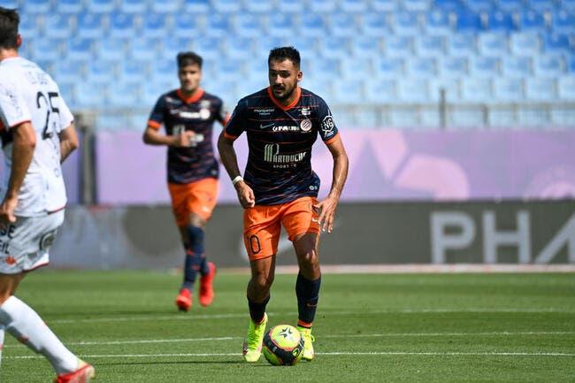 OL : Lyon contacte Montpellier pour Laborde !
