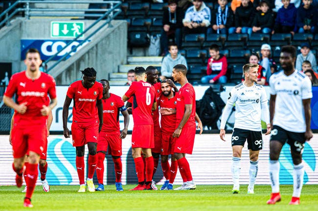 ECL : Rennes fait honneur au foot français