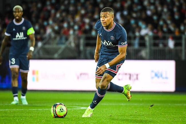 PSG : 200 ME pour Mbappé, le Real dit non !