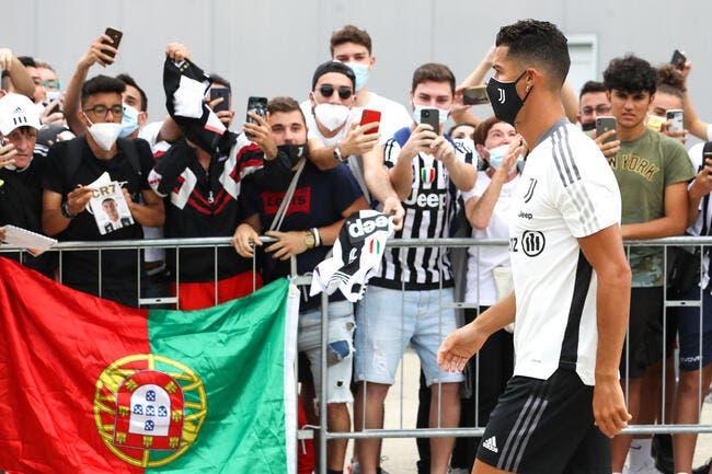 Cristiano Ronaldo fait une annonce fracassante à la Juve