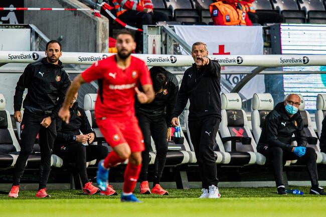 ECL : Rennes hérite de Tottenham