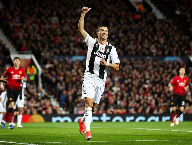 Officiel : Cristiano Ronaldo de retour à Manchester United