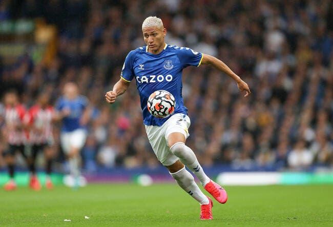 PSG: 120 ME pour Richarlison, ça tremble à Everton