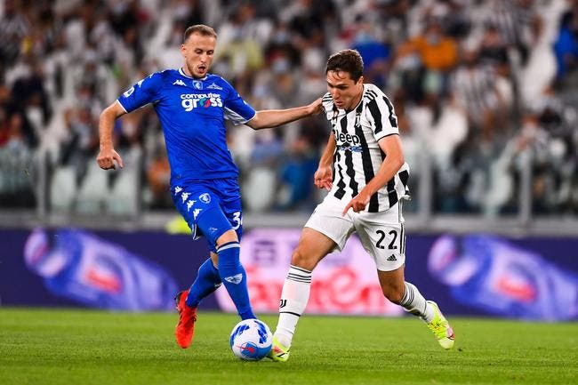 La Juventus tombe pour sa première sans Cristiano Ronaldo