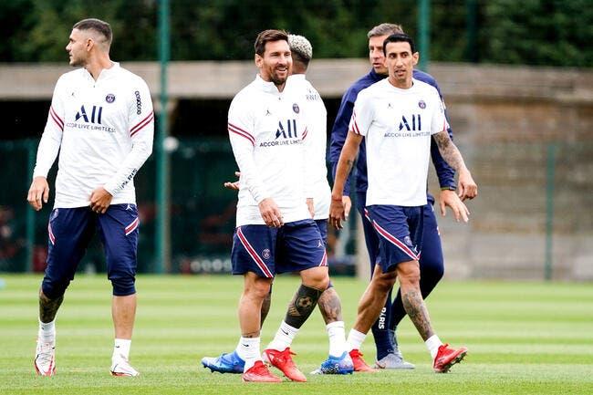 PSG: Lionel Messi ne regrette pas Barcelone