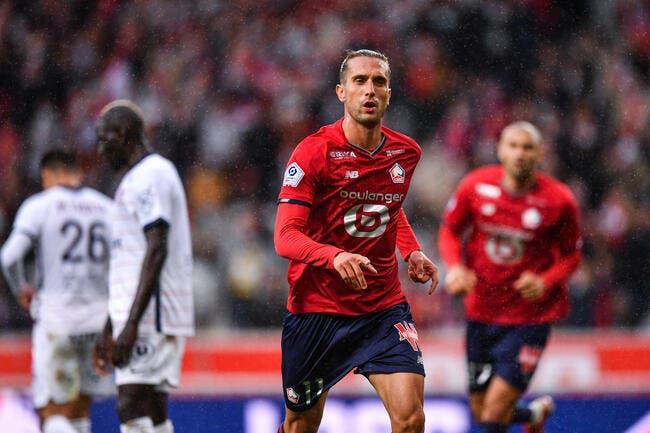 L1 : Lille bat Montpellier et lance sa saison