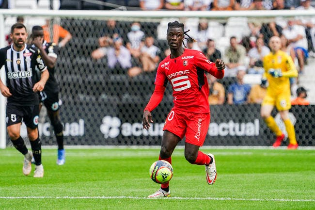 Faute de Mbappé, le Real Madrid fait signer Camavinga !