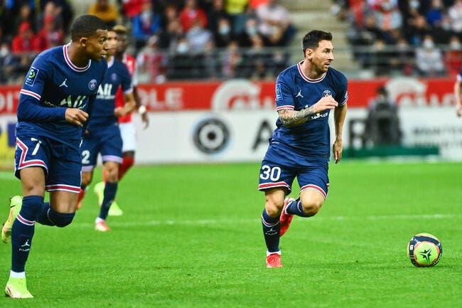 Messi, Mbappé et Neymar, le PSG n'a pas osé !
