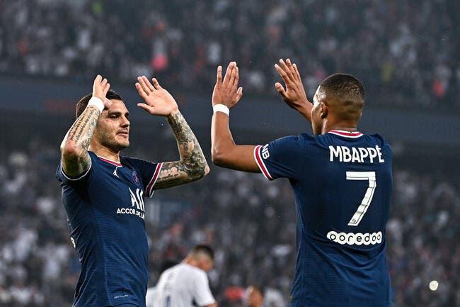 PSG : Mbappé et Icardi, destins liés au mercato !