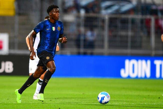 Officiel : Lucien Agoumé de l'Inter à Brest