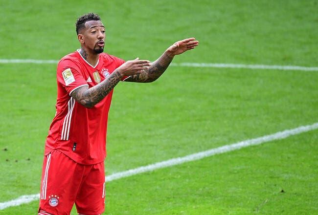 OL : Tout est bouclé, Boateng signe à Lyon !