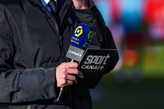 TV : Canal + nage dans le bonheur, vive la Ligue 1