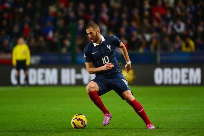 Benzema avec la France aux Jeux Olympiques ? L'idée folle