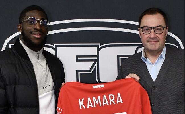 DFCO : Fulham prête Kamara à Dijon